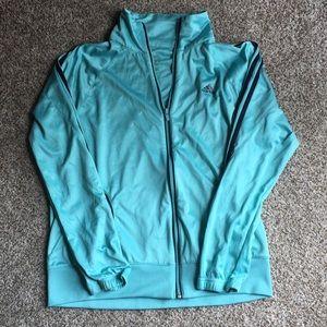 Adidas Jacket Size Large